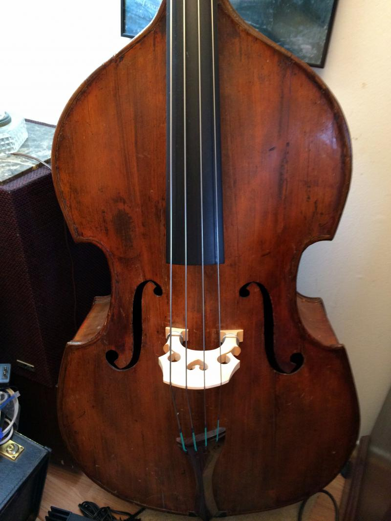 120 Year Old German Bass